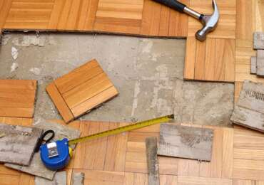 Floor Repair & Restoration